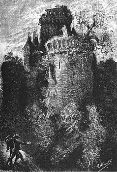 'The Carpathian Castle' by Léon Benett 33.jpg