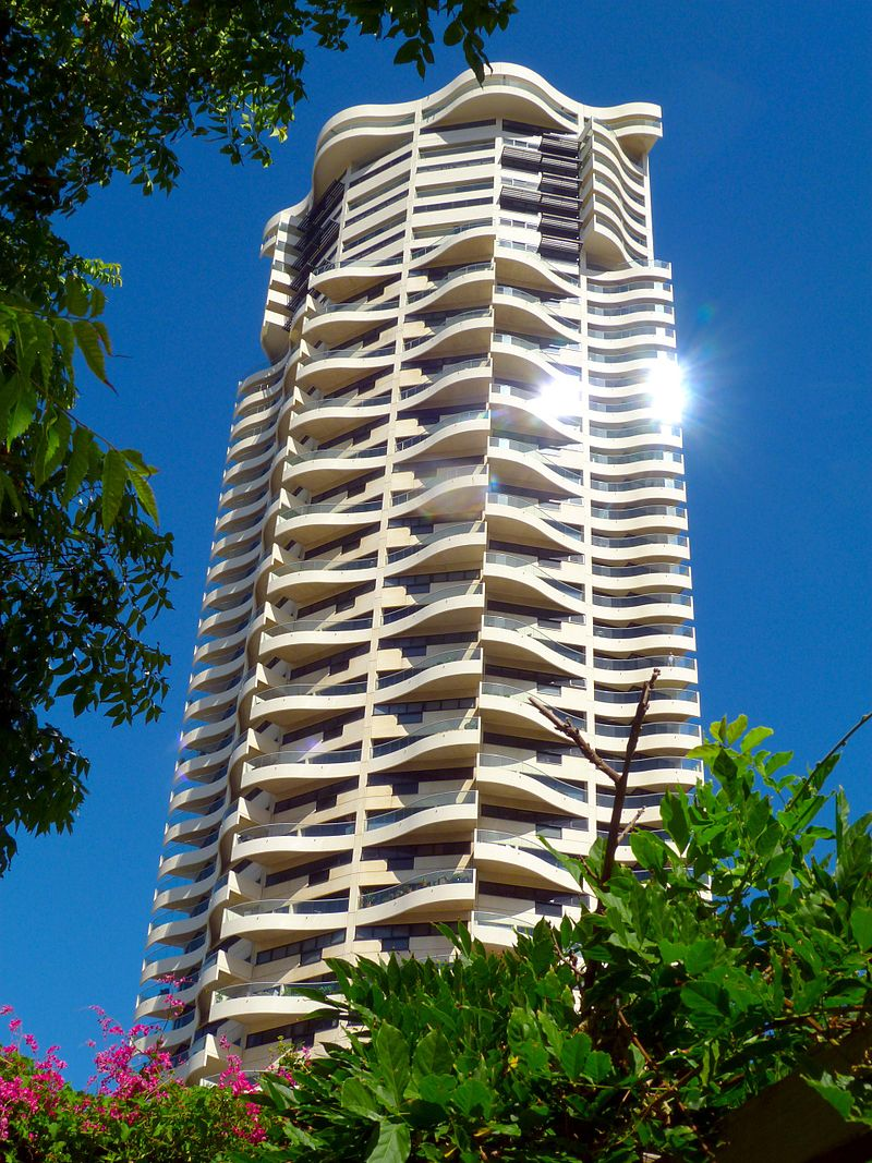 Residential high-rise building in Darlinghurst