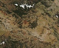 (Province of Soria) IberianPeninsulaNASA (cropped).jpg