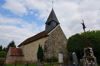 Bannay, Marne - Church