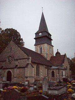 Heuqueville, Eure Commune in Normandy, France