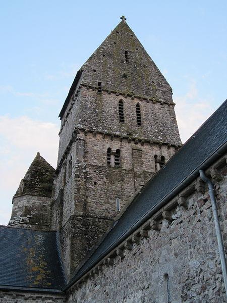 Église Sainte-Hélène d'Orval
