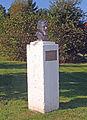 Émile Moselly - monument situé Cité Moselly à Carling.jpg