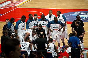 France national basketball team - France national basketball team at the 2012 Summer Olympics.