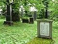 Židovský hřbitov (ČB) - smalt.tabulka.jpg