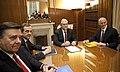 Συνάντηση Παπαδήμου με τους πολιτικούς αρχηγούς ΠΑΣΟΚ, ΝΔ, ΛΑΟΣ.jpg