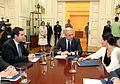 Σύσκεψη του ΥΠΕΞ Δ. Αβραμόπουλου με την Υπουργό Τουρισμού Ολ. Κεφαλογιάννη και τον Υφυπουργό Ανάπτυξης Ν. Μηταράκη. (8056786106).jpg