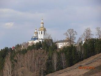 Tobolsky District - Abalaksky Monastery, Tobolsky District