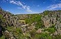Актівський каньйон біля с.Актове. Panorama 2.jpg