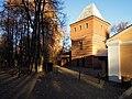 Братцево, водонапорная башня с жилым флигелем. Южное Тушино.jpg