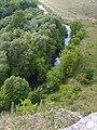 """Вид на реку Воргол со скалы """"Копченый камень"""".JPG"""