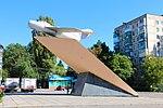 Вінниця, Пам'ятник радянським льотчикам загиблим при звільненні міста.jpg