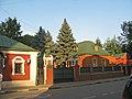 Гончарная ул. 29, Храм Успения в Гончарах, дом причта.jpg