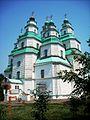 Деревянный Свято-Троицкий собор, больше известный в народе как «храм без единого гвоздя»..JPG