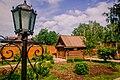 Елабуга, Музей-усадьба Н.А.Дуровой, во дворе.jpg