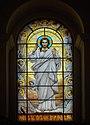 Иисус Христос Витраж Петропавловский собор 3.jpg