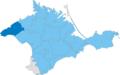 Карта-схема Крыма Черноморский район.png