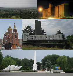 Views of Svetlograd
