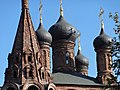 Колокольня и Успенский собор Крутицкое подворье Москва 2.JPG
