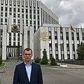 Михаил Дегтярев в Военной Академии Генерального штаба.jpg