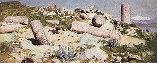 Ruines de Tibériade