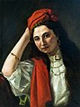 Портрет на Катя Стоянова в ролята на Кармен – Иван Димитров.jpg