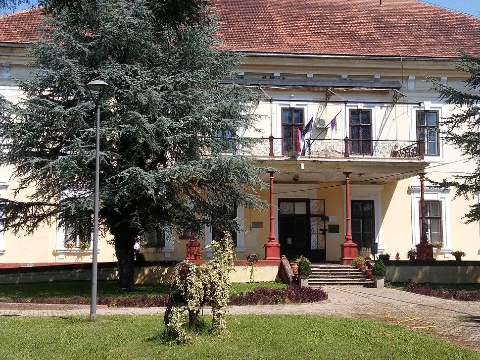 Пољопривредна школа са домом ученика у Футогу.2