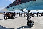 Пресс-тур представителей российских и иностранных СМИ на авиабазу Хмеймим в Сирии (14).jpg
