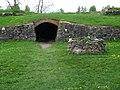 Приозерск. Крепость Корела. Рыбные ворота в клок-бастионе.jpg