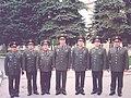 Состав военного совета 58 армии, апрель 2005 года, Владикавказ..jpg