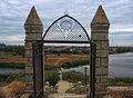 Сурб-Хач - ворота.JPG