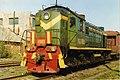 ТЭМ2-1983, Россия, Орловская область, станция Верховье (Trainpix 148721).jpg