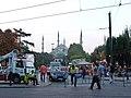 Турция (Türkiye), провинция Стамбул (il İstanbul), Стамбул (İstanbul), р-н Еминёню (ilçe Eminönü, Binbirdirek, Sultanahmet), Ипподром, Голубая мечеть - panoramio.jpg