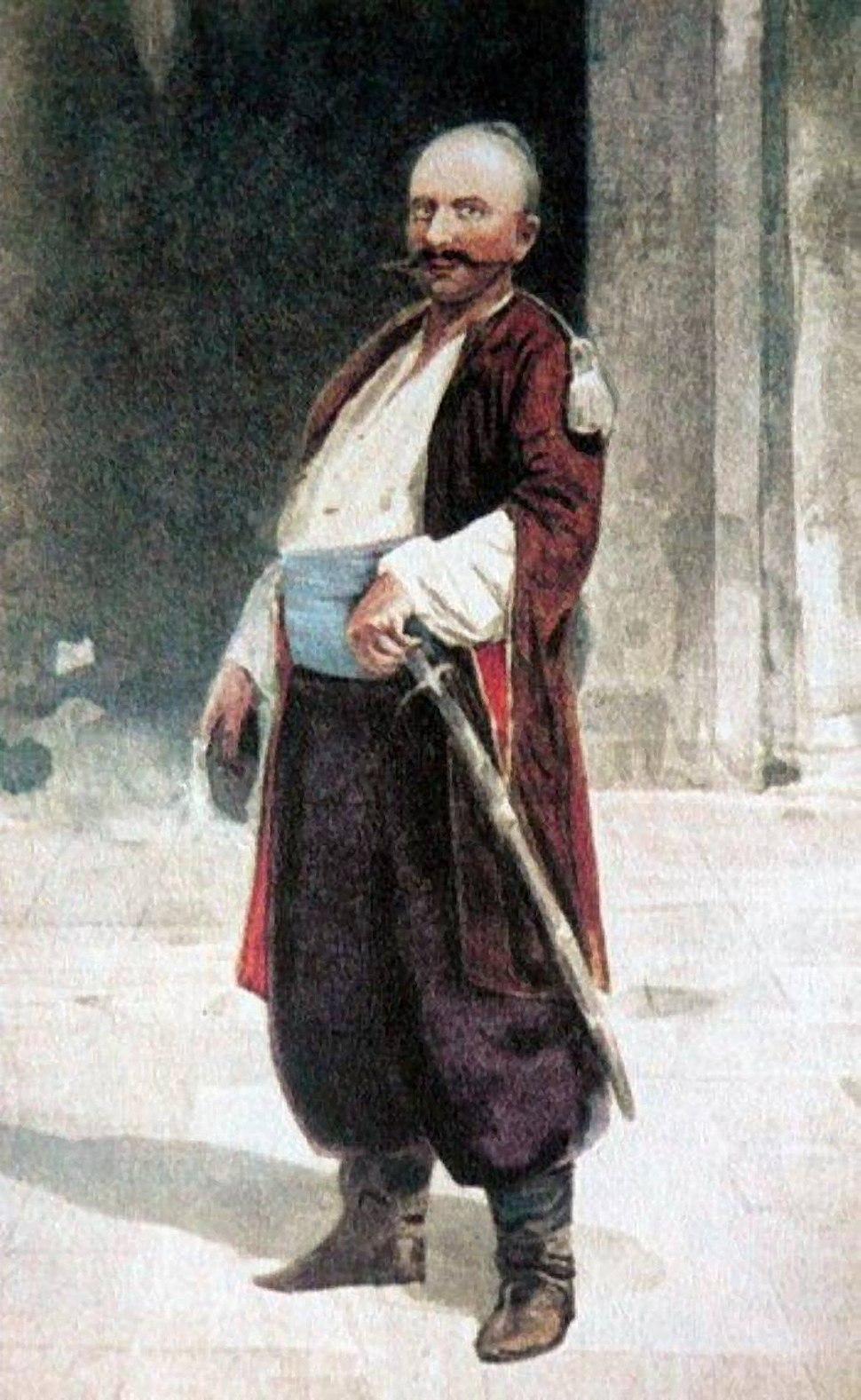 Уманський сотник Гонта