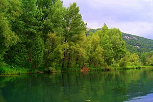Vayots Dzor Province - View from the Jermuk Hydrological Sanctuary