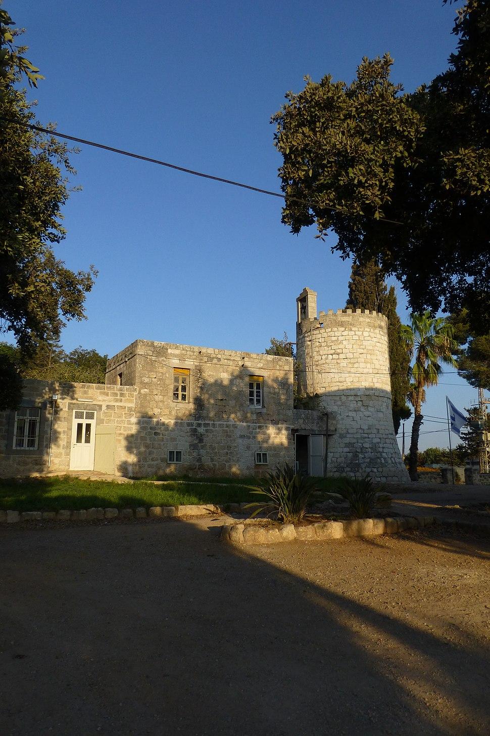 הגליל התחתון - בית לחם הגלילית - המתחם הטמפלרי (5)