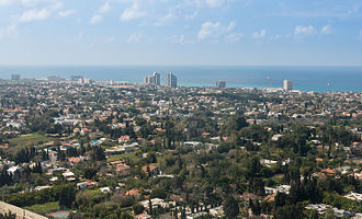 Herzliya - Herzliya Pituah, one of Israel's wealthiest neighborhoods