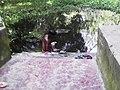 লাউতলী বাউল বাড়ীর ছোট পুকর ঘাট.jpg