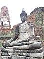 พระพุทธรูปในวัดมหาธาตุ Wat Mahathat.jpg