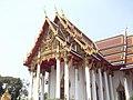 พระอุโบสถ วัดราชบุรณราชวรวิหาร (วัดเลียบ) Wat Ratchaburana Ratchaworawiharn.jpg