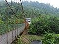 三叉坑吊橋 Sanchakeng Suspension Bridge - panoramio.jpg