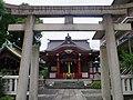 大森神社 東京都大田区にて Ōmori-jinja 2012.9.22 - panoramio.jpg