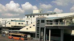 南口(2013年9月13日)