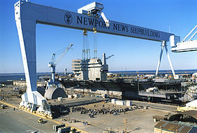 Image illustrative de l'article Newport News Shipbuilding