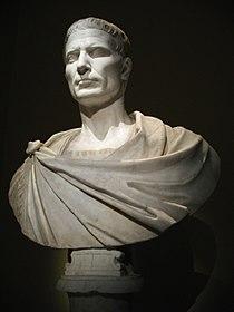 aadd8f61de2 Caesarova busta ve vídeňském Kunsthistorisches Museum
