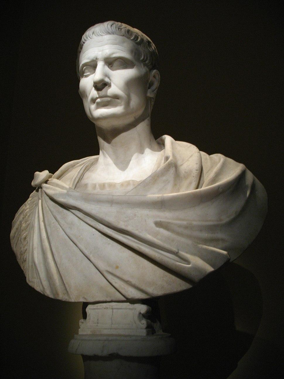 0092 - Wien - Kunsthistorisches Museum - Gaius Julius Caesar