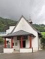 00 2303 Engelberg, Schweiz. Kapelle und Ruhestätte des Pfarrers Nikolaus Feierabend.jpg