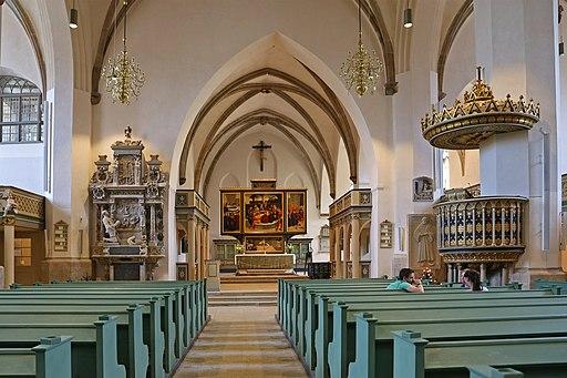00 3421 Wittenberg - Lutherstadt (Stadtkirche)