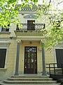 010 Casa Barrau, pg. Estació 41 (Valls), porxo.jpg