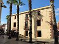 027 Casa Gran, c. Major (Gavà), façana est.JPG